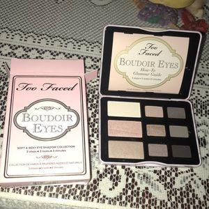 Brand New! Too Faced Boudoir Eyes Palette